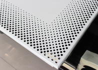 Suspending Acoustic Ceiling Tiles / Custom Made Perforation Pattern available